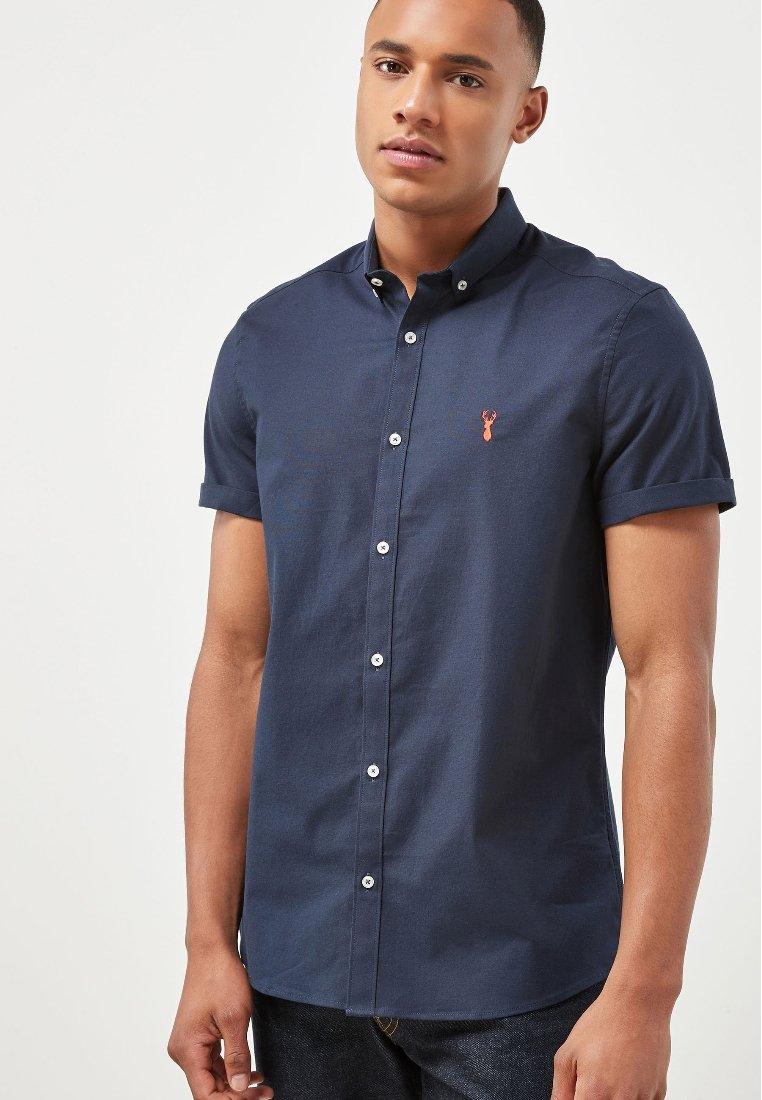 Next - OXFORD - Shirt - blue