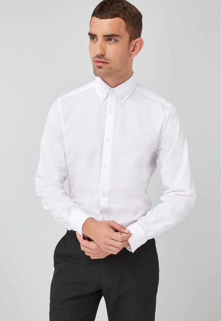 Next - EASY CARE OXFORD  - Hemd - white
