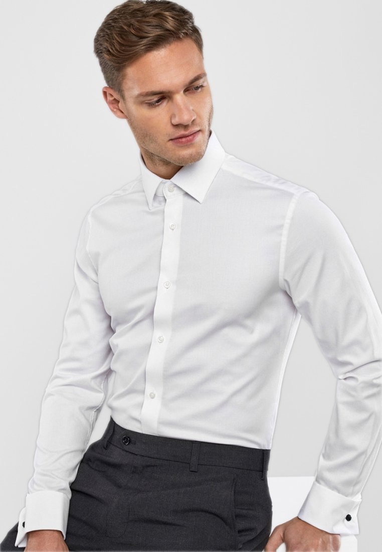 Next - SIGNATURE - Formal shirt - white
