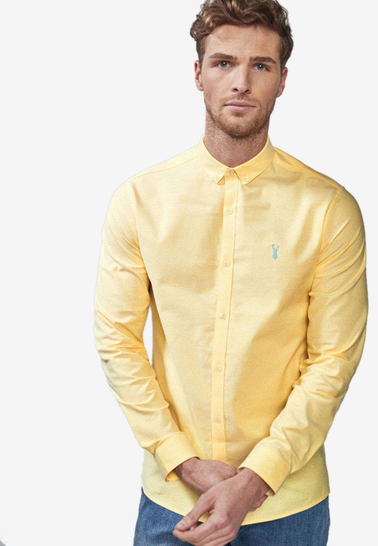 Next - OXFORD - Shirt - yellow