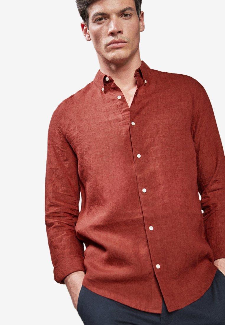 Next - Shirt - orange