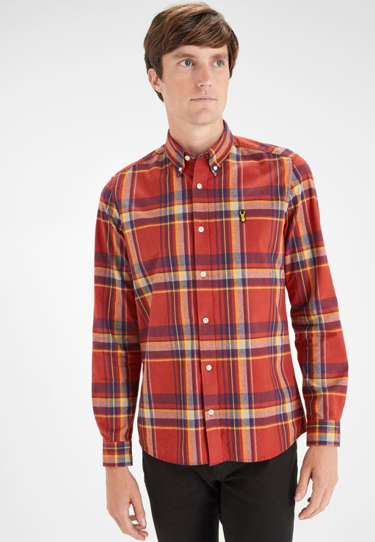 Next - LARGE SCALE - Shirt - red