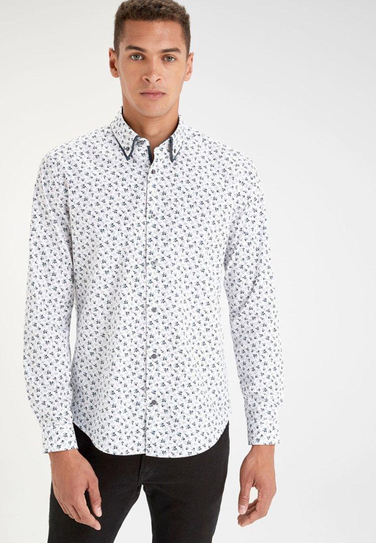 Next - Hemd - white