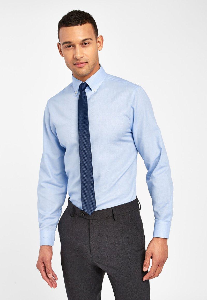 Next - Camicia elegante - blue