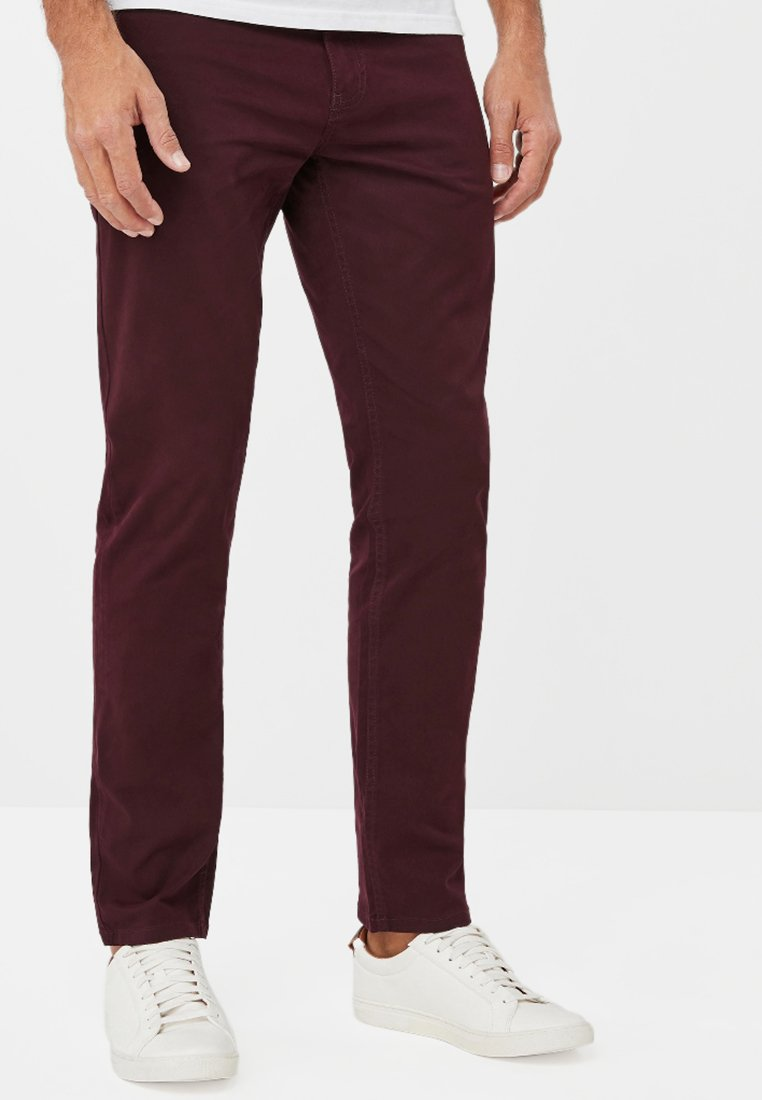 Next - Slim fit jeans - red