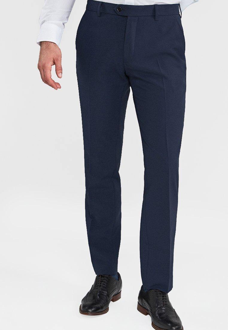 Next - Pantalón de traje - blue
