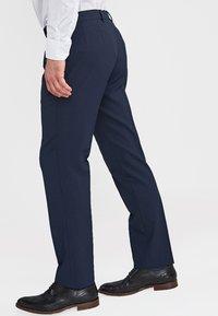 Next - Pantalón de traje - blue - 1