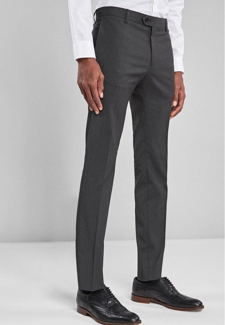 Next - Pantalon de costume - grey