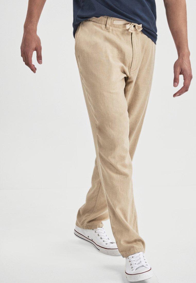 Next - Stoffhose - beige