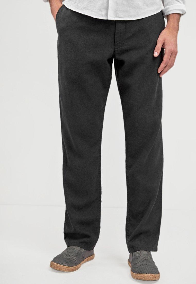 Next - Stoffhose - grey