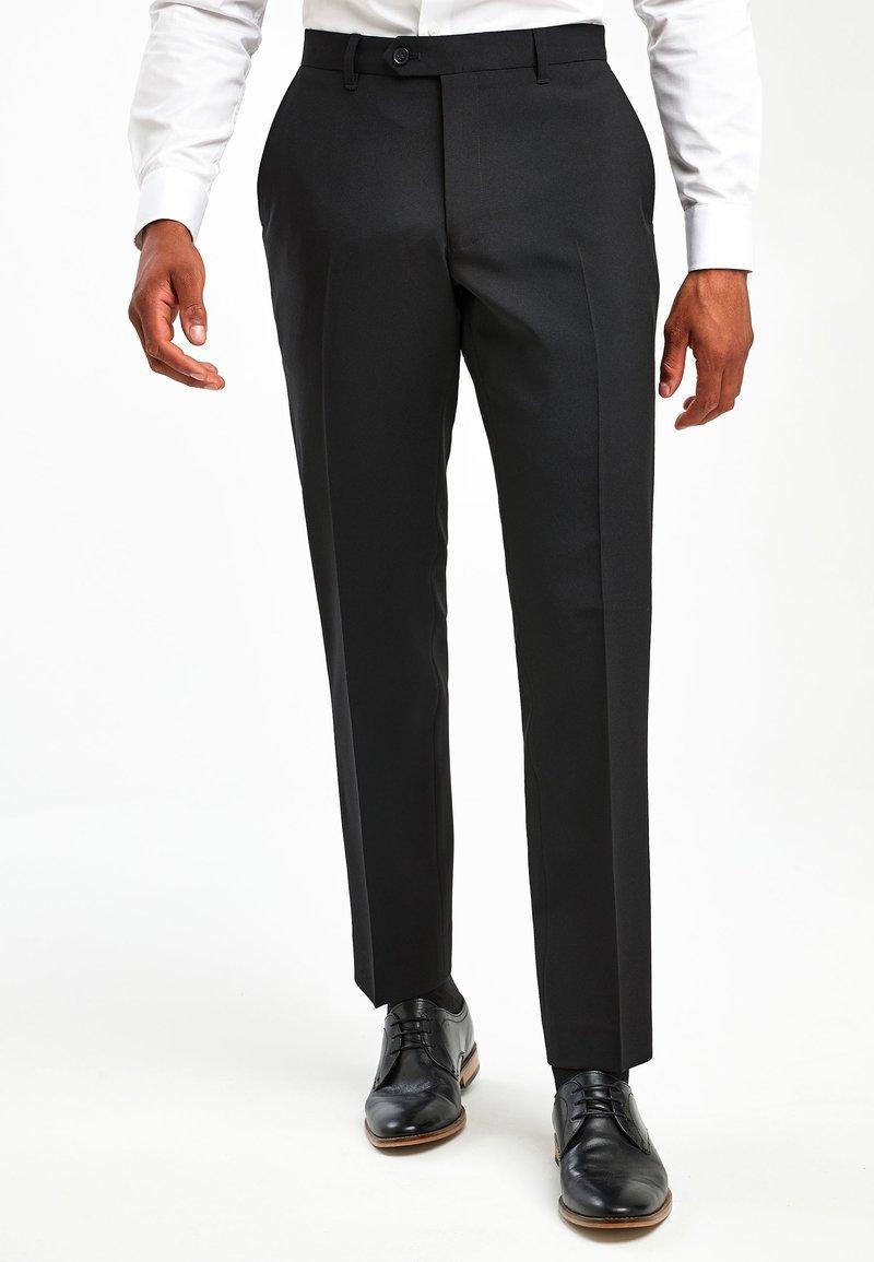 Next - BLACK TWO PACK TROUSERS - Pantaloni - black