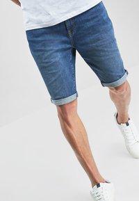 Next - Jeansshorts - blue denim - 0