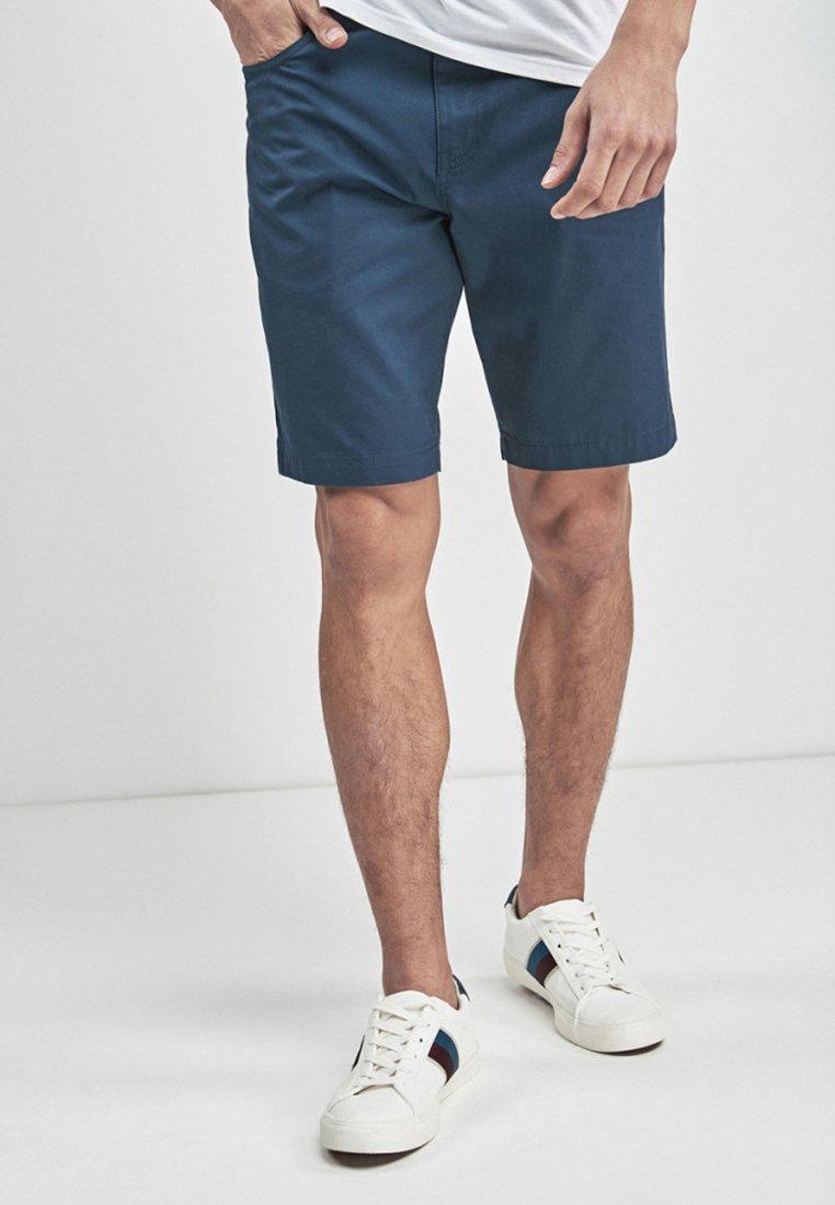 Next - Shorts - blue-grey