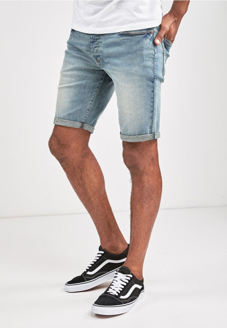 Next - CAST  - Jeans Shorts - light blue