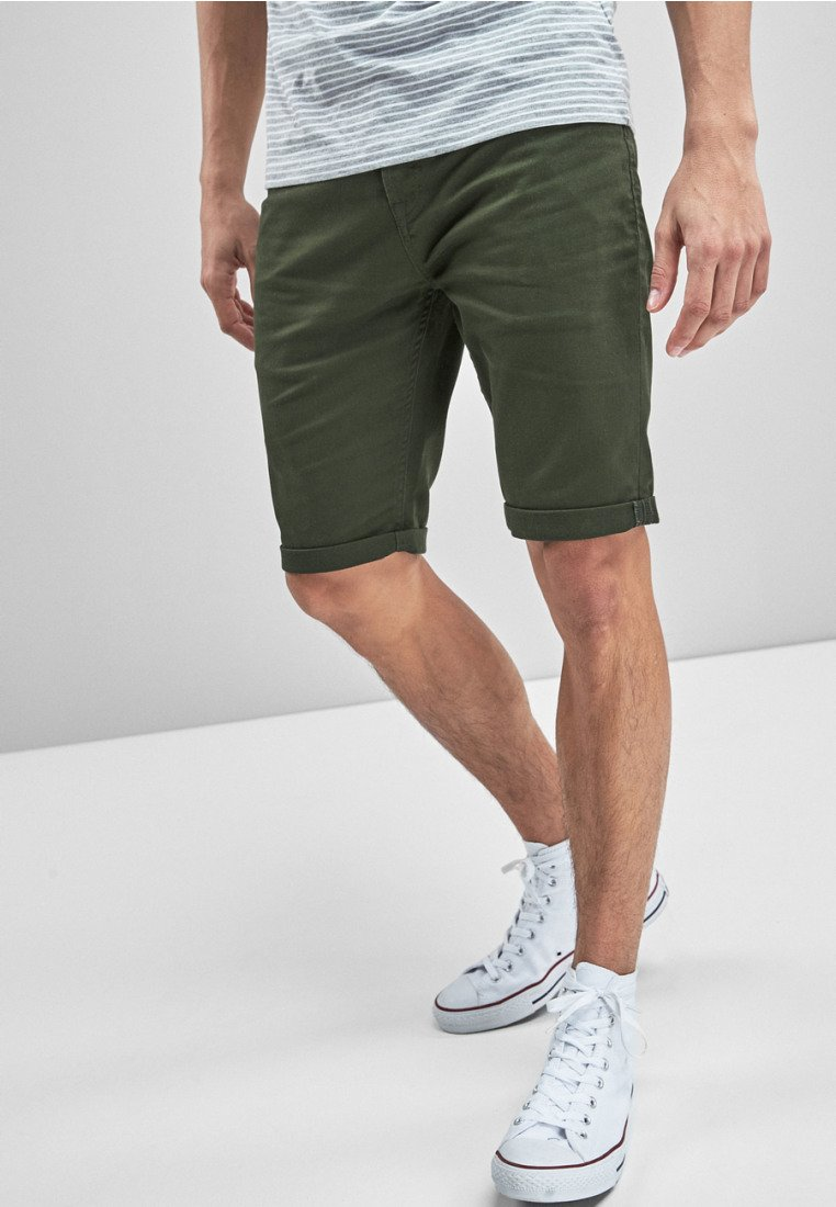 Next - Jeans Shorts - green