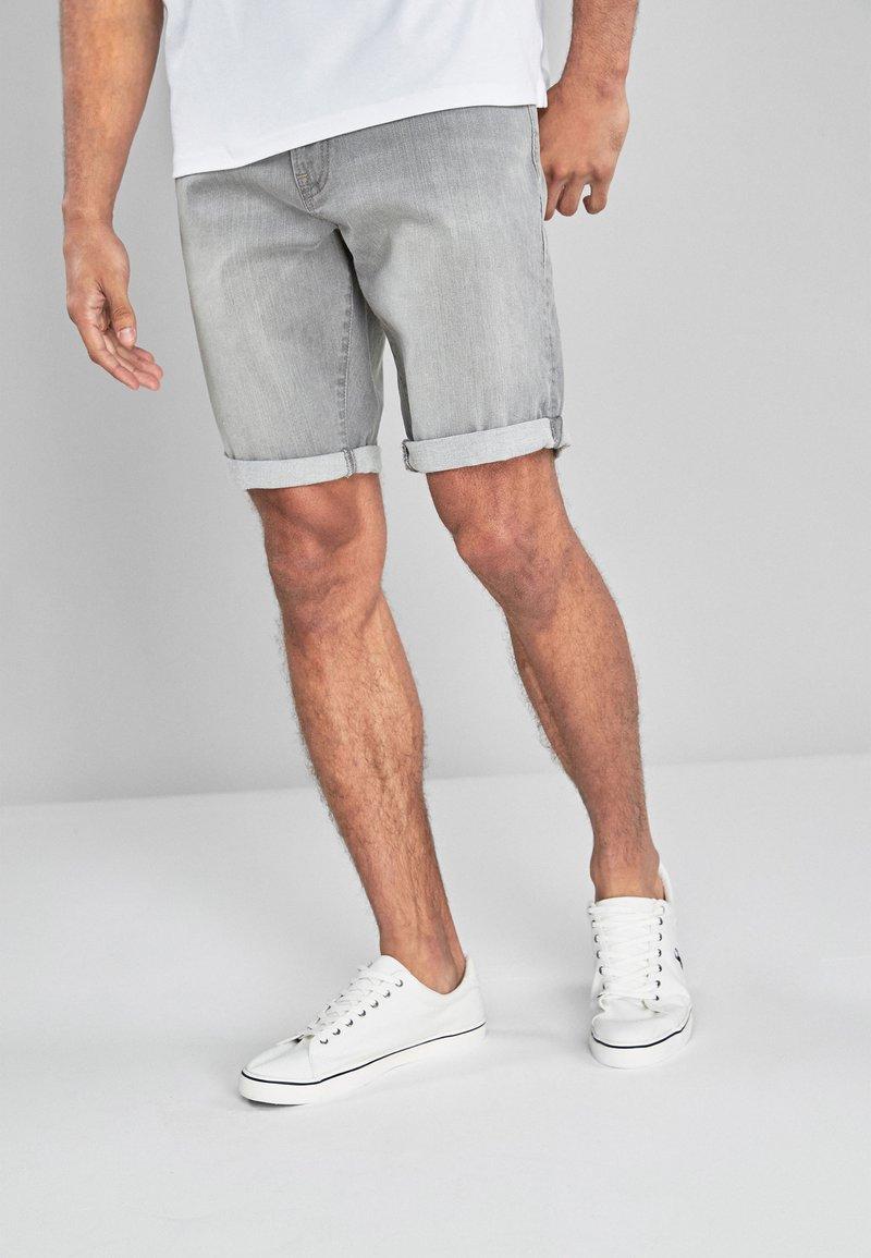 Next - Jeans Shorts - gray