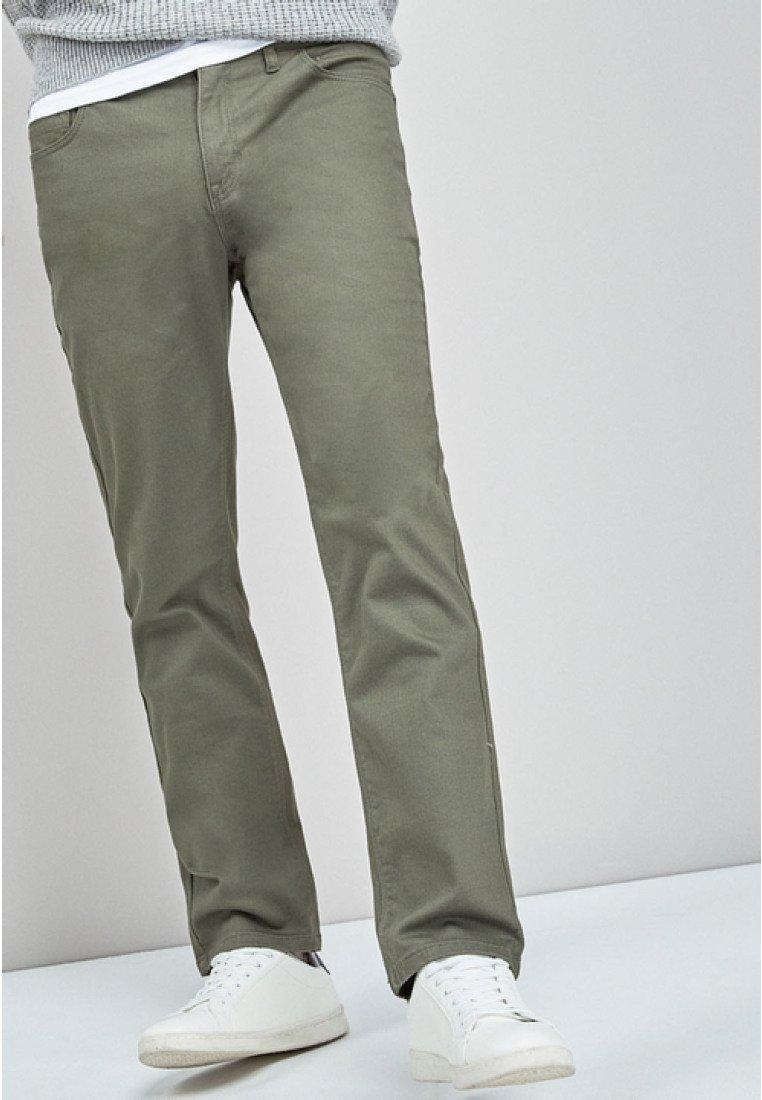 Next - Jeans Straight Leg - green