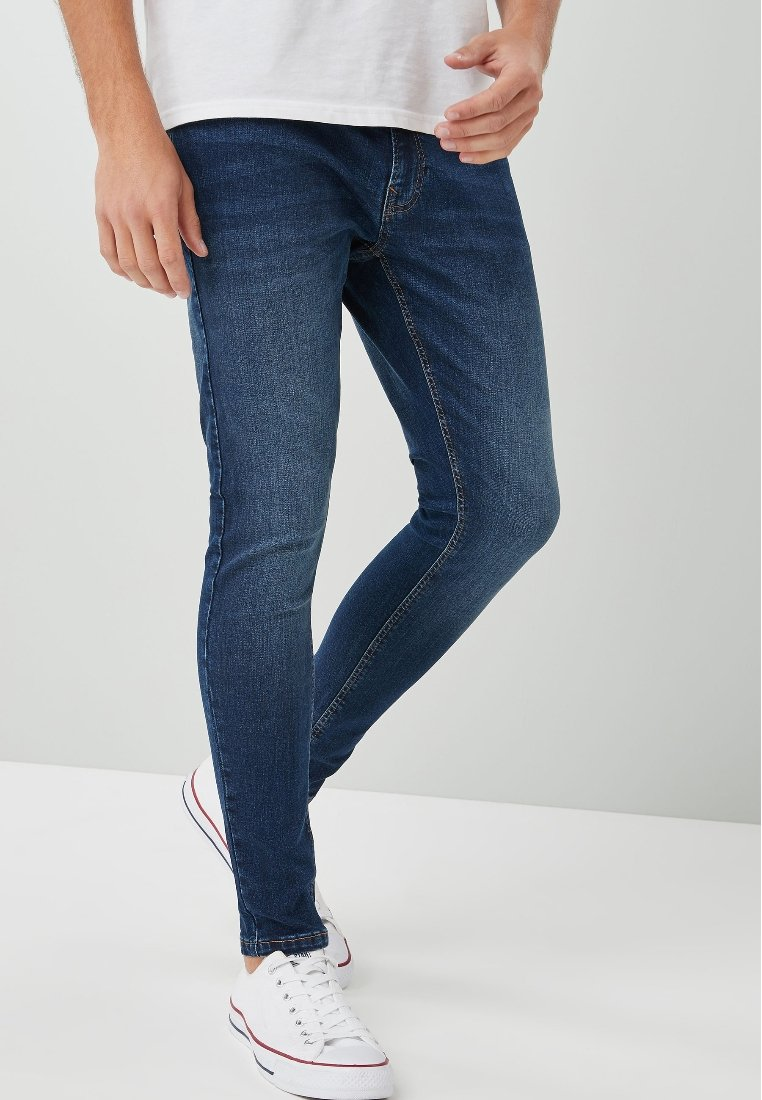 Next - Jeans Skinny Fit - blue