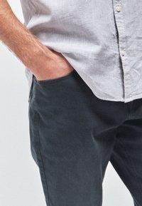 Next - Slim fit jeans - dark grey - 3