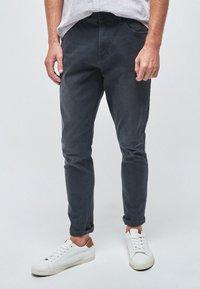 Next - Slim fit jeans - dark grey - 0