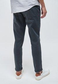 Next - Slim fit jeans - dark grey - 1