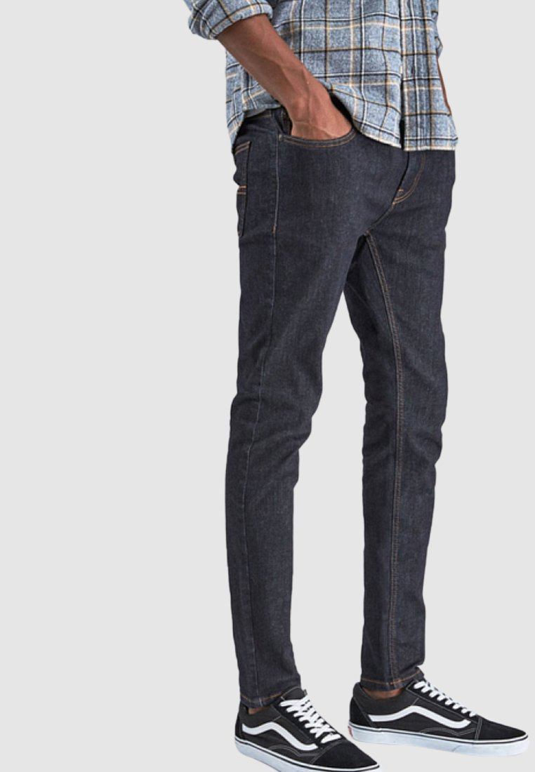 Next - ULTRA FLEX - Jeans Slim Fit - dark blue