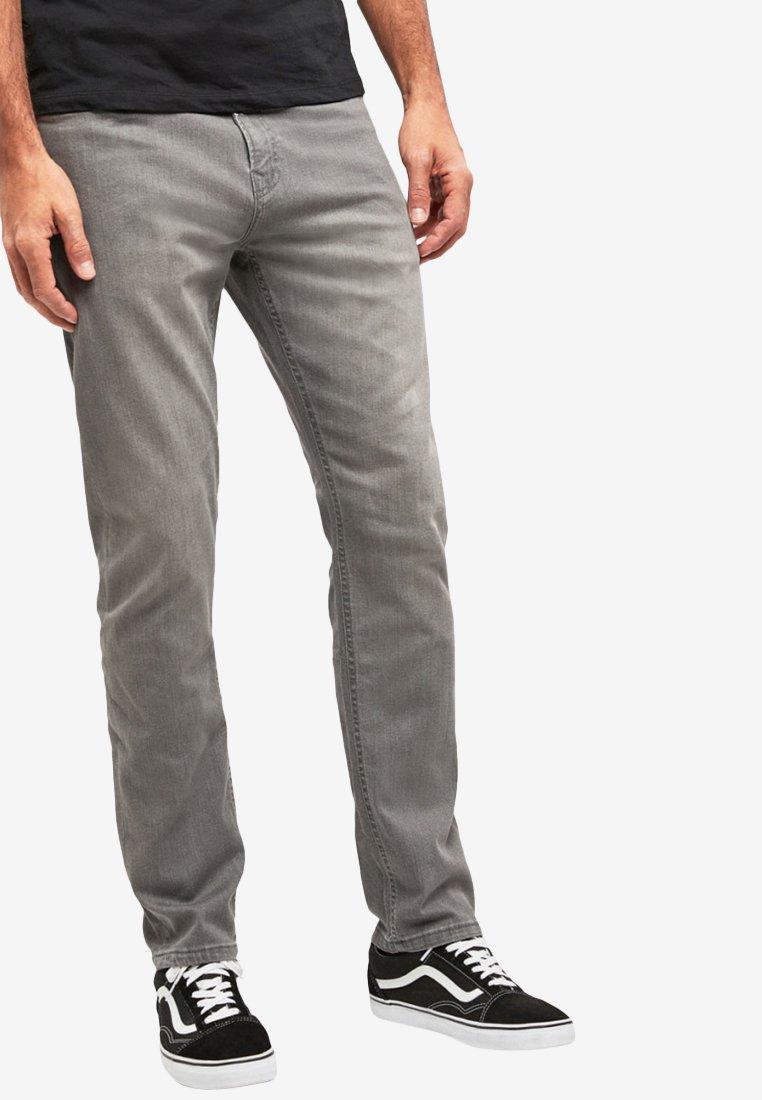 Next - WITH STRETCH-SLIM FIT - Jeans Slim Fit - grey
