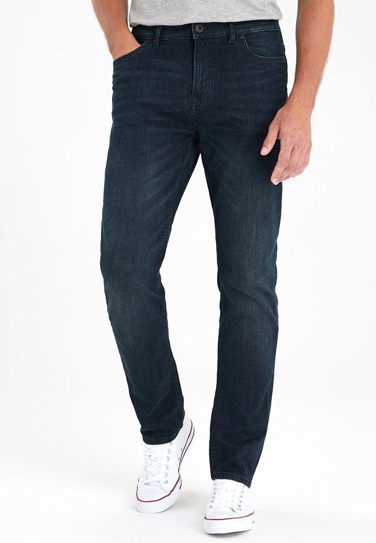 Next - Jeans Slim Fit - mottled blue