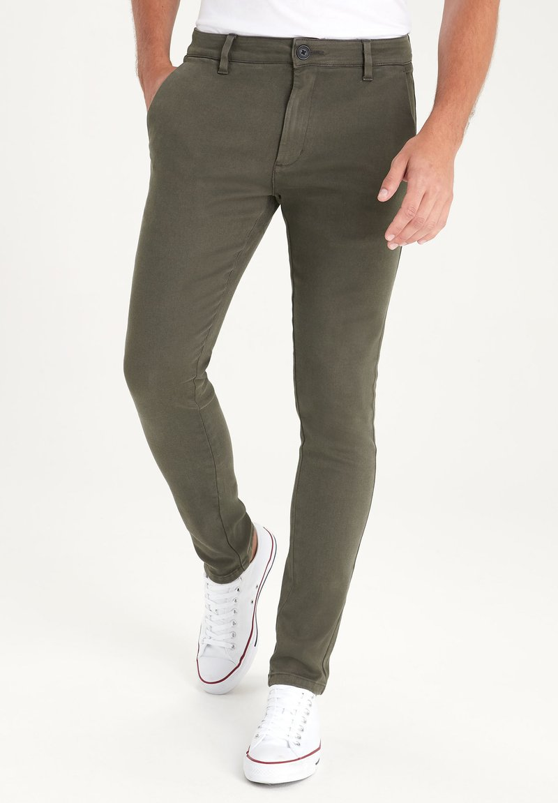 Next - Jeans Slim Fit - green