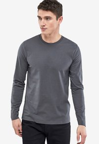 Next - Camiseta de manga larga - dark grey - 0