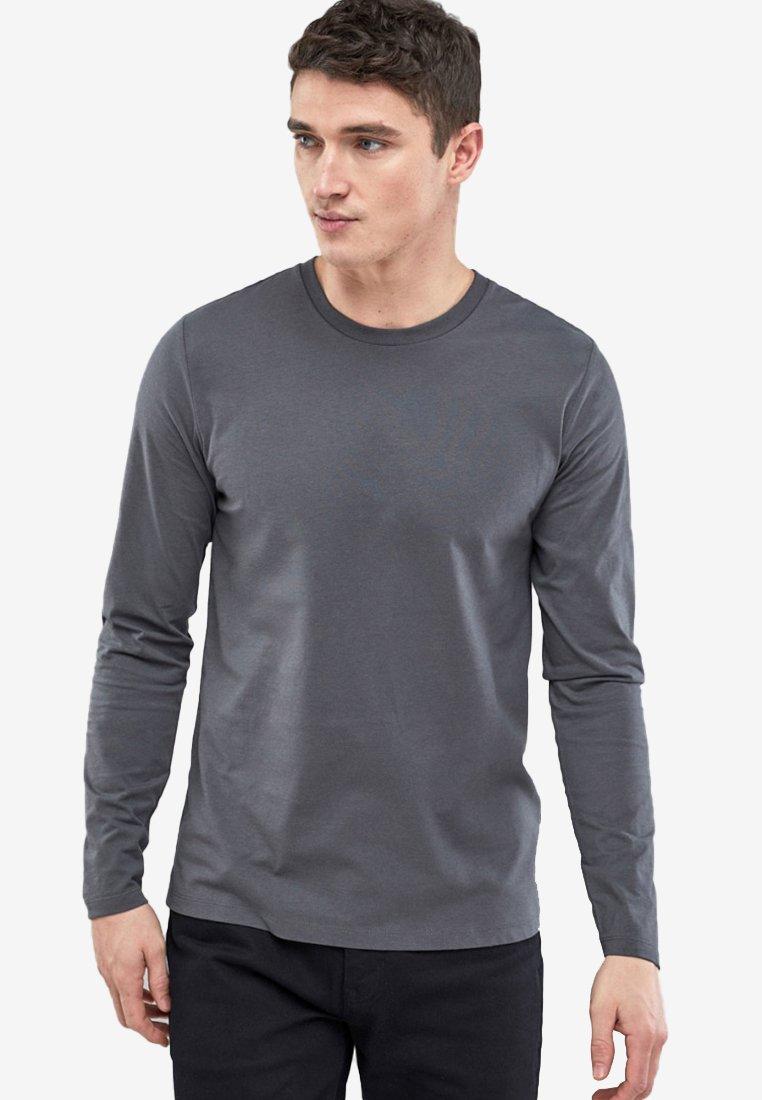 Next - Camiseta de manga larga - dark grey