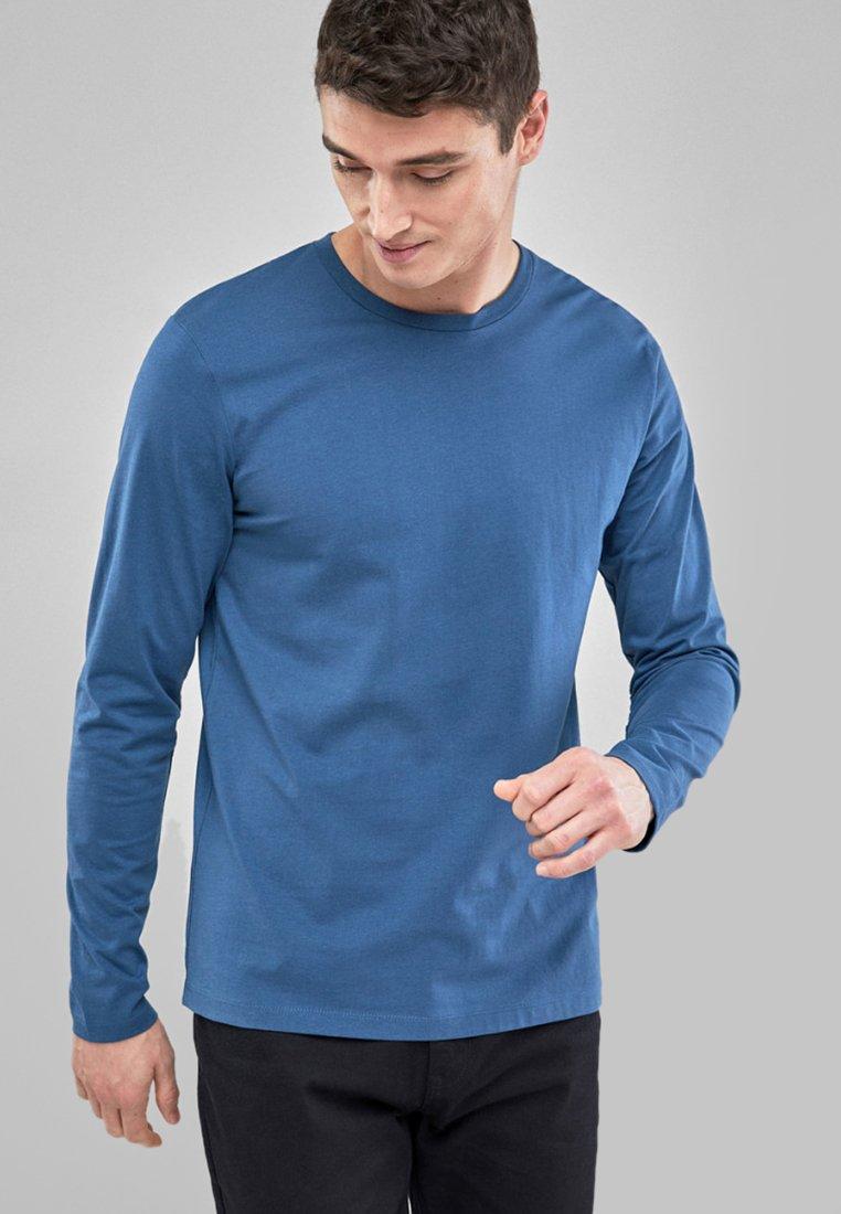 Next - Camiseta de manga larga - royal blue