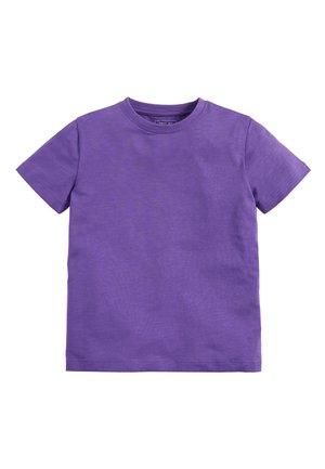 CREW NECK T-SHIRT (3-16YRS) - T-shirt basic - purple