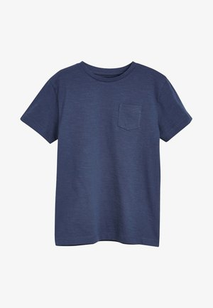 CREW NECK T-SHIRT (3-16YRS) - T-shirt basic - dark blue