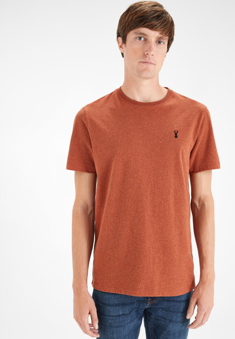 Next TOUCH STAG - T-shirt basic - orange