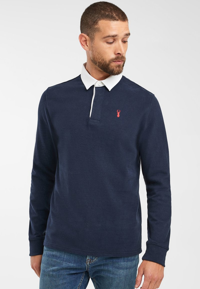 Next - Polo - blue
