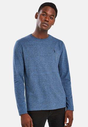 BLUE SOFT TOUCH LONG SLEEVE T-SHIRT - Pitkähihainen paita - blue