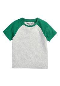 Next - MULTI 5 PACK TRANSPORT T-SHIRTS (3MTHS-7YRS) - T-shirt imprimé - blue - 7