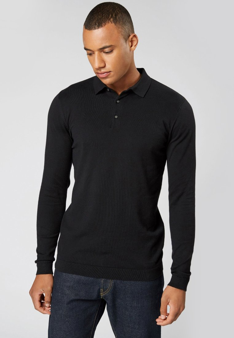 Next - Poloshirt - black