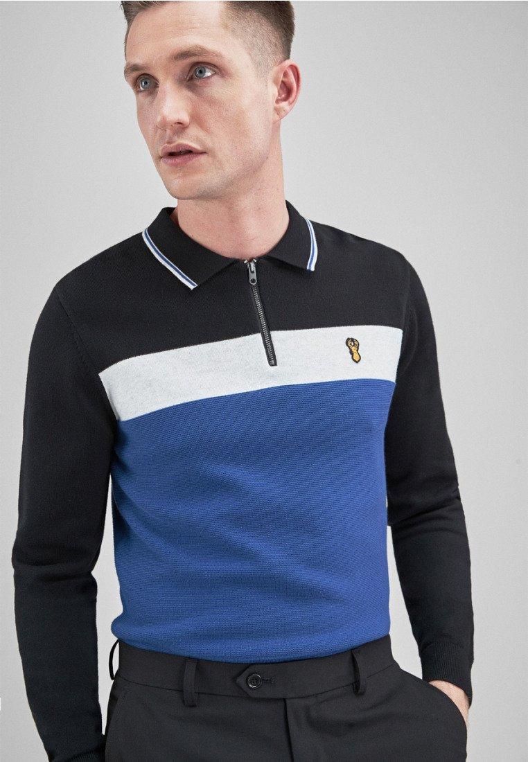 Next - Polo shirt - black