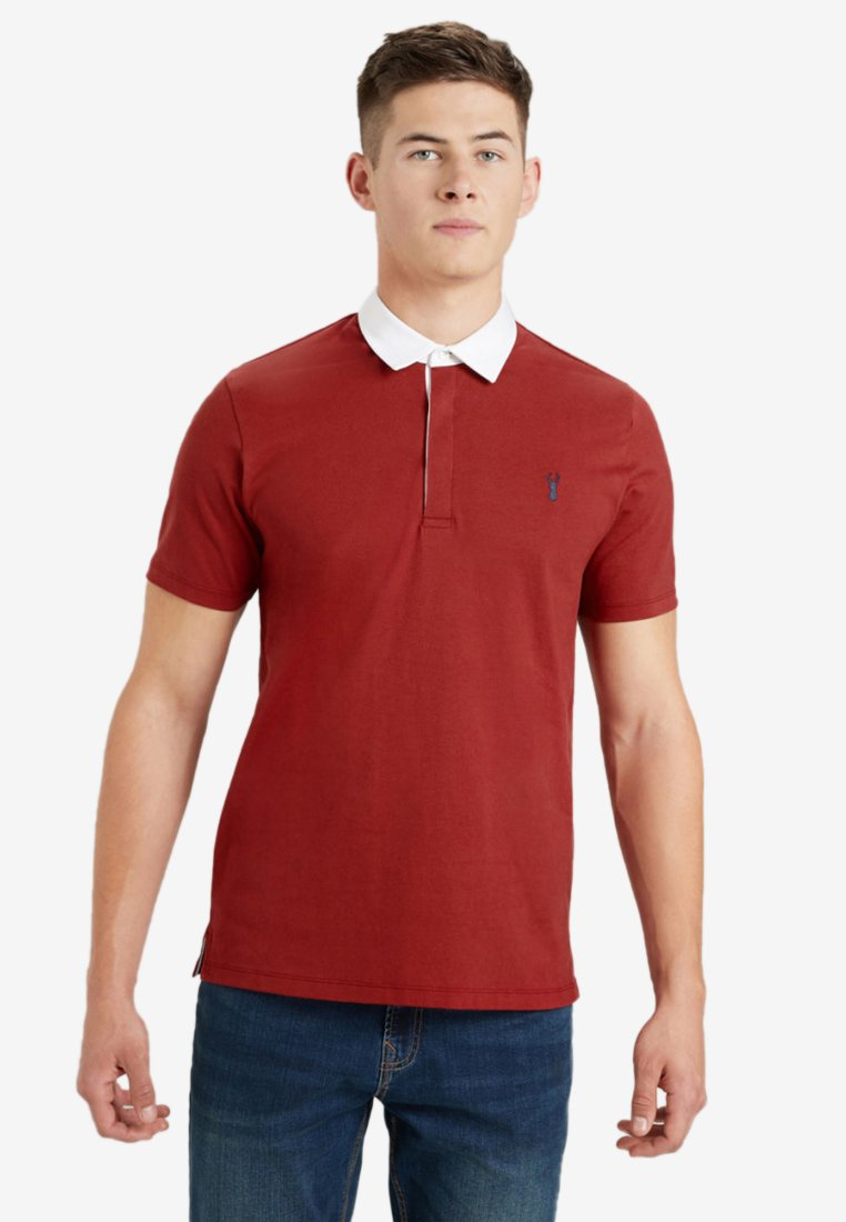Next - Polo shirt - red