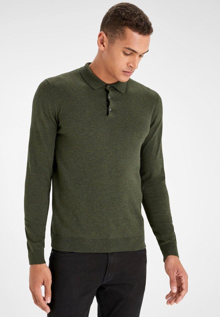 Next - MUSTARD - Poloshirt - green