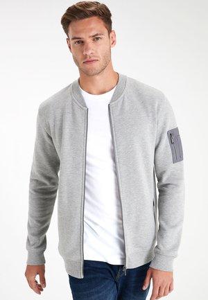 Bomber Jacket - grey