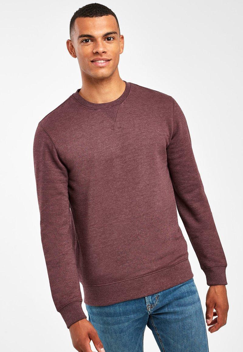 Next - Sweatshirt - red