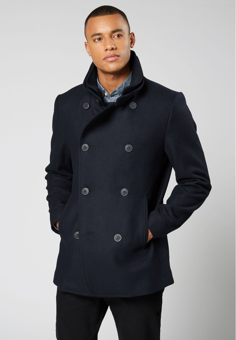 Next - Short coat - blue