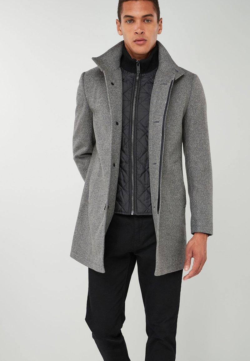 Next - Short coat - grey