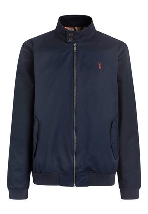 STAG HARRINGTON - Bomberjacks - blue