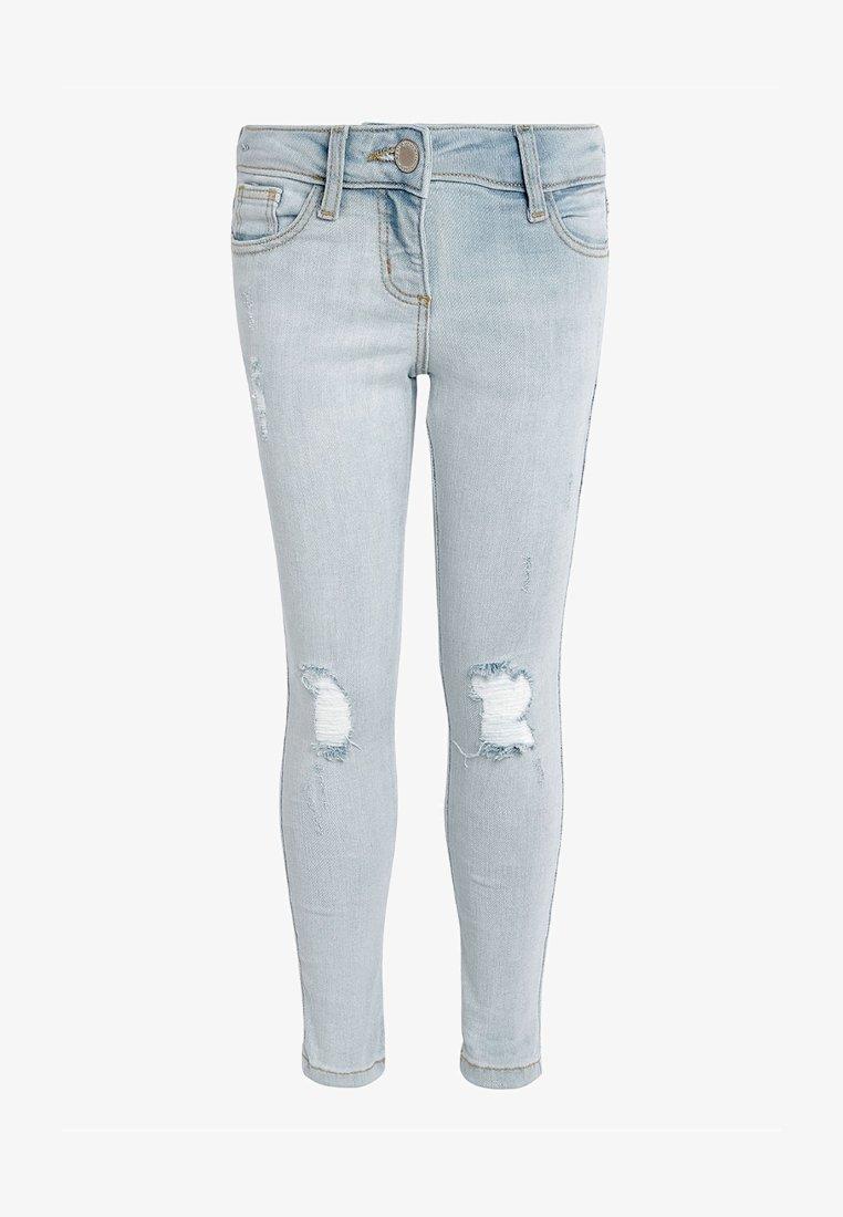 Next - DISTRESSED - Jeans Skinny Fit - blue