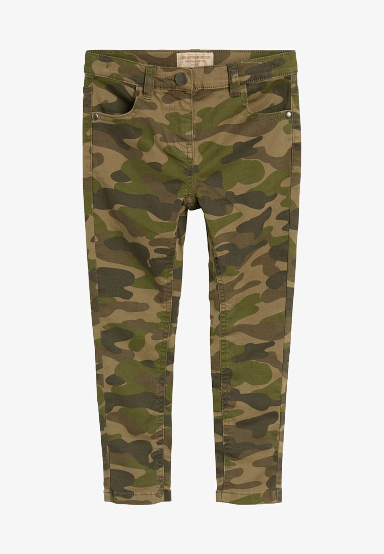 Next - Jeans Skinny Fit - green