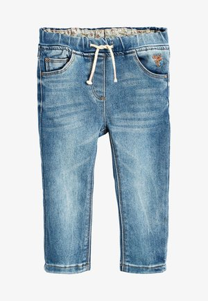 MID WASH  - Slim fit jeans - blue